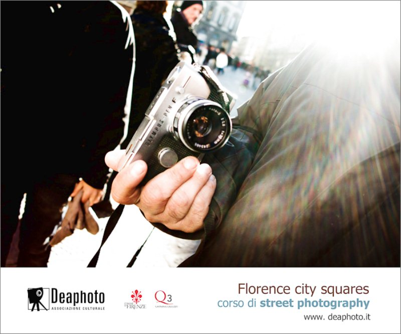 La Deaphoto di Firenze presenta il nuovo workshop Street Photography