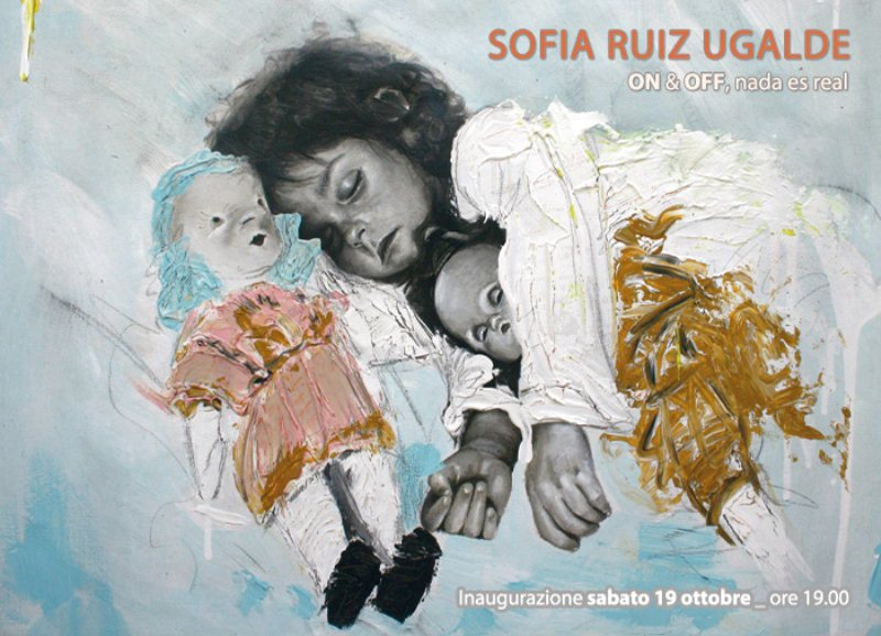 Sofia Ruiz Ugalde: ON & OFF nada es real